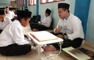 The Family Association of Darussalam Gontor's Bogor Branch Administered Preparatory Exam for Gontor Entrance Examination
