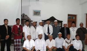 Silaturahim Pengurus IKPM Lombok