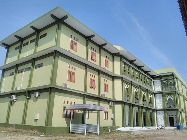 Gedung Kantor Pusat IKPM Gontor Resmi Digunakan