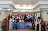 IKPM Cabang Lampung Berangkat Umrah Bersama PT Alkhan Tour