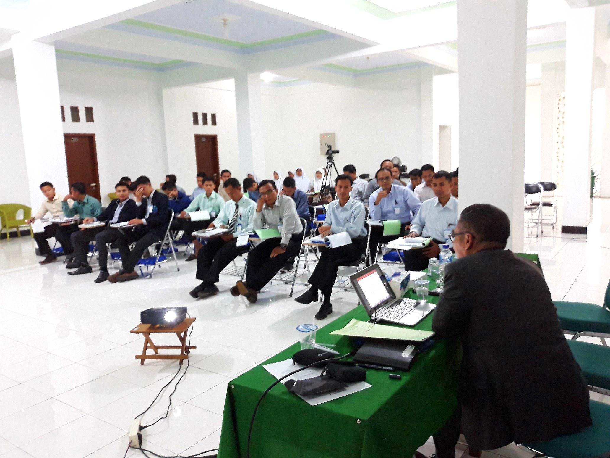 Video - PP IKPM-FORBIS Adakan Pelatihan Manajemen Hotel