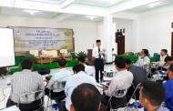 42 Staf Wisma dan Penerimaan Tamu Dapat Pelatihan Manajemen Hotel