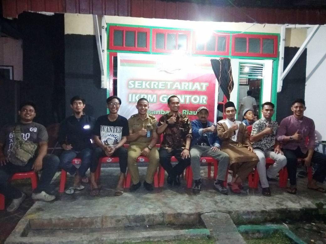 IKPM Cabang Riau-Pekanbaru Resmikan Kantor Sekretariat Baru