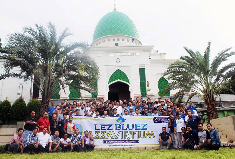 Alumni 2004 Sukses Gelar Silaturrahim Regional Se-Jabodetabek