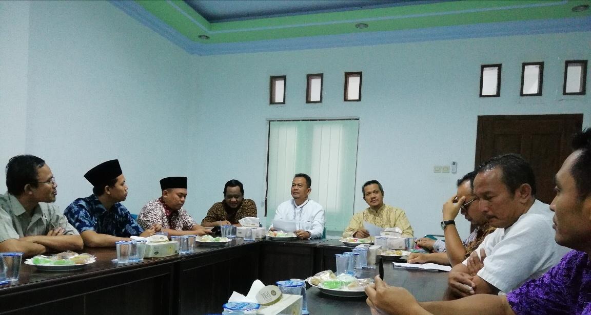 Gelar Rakor, PPIKPM dan FORBIS Bahas Persiapan FORBIS Expo Syawal Depan
