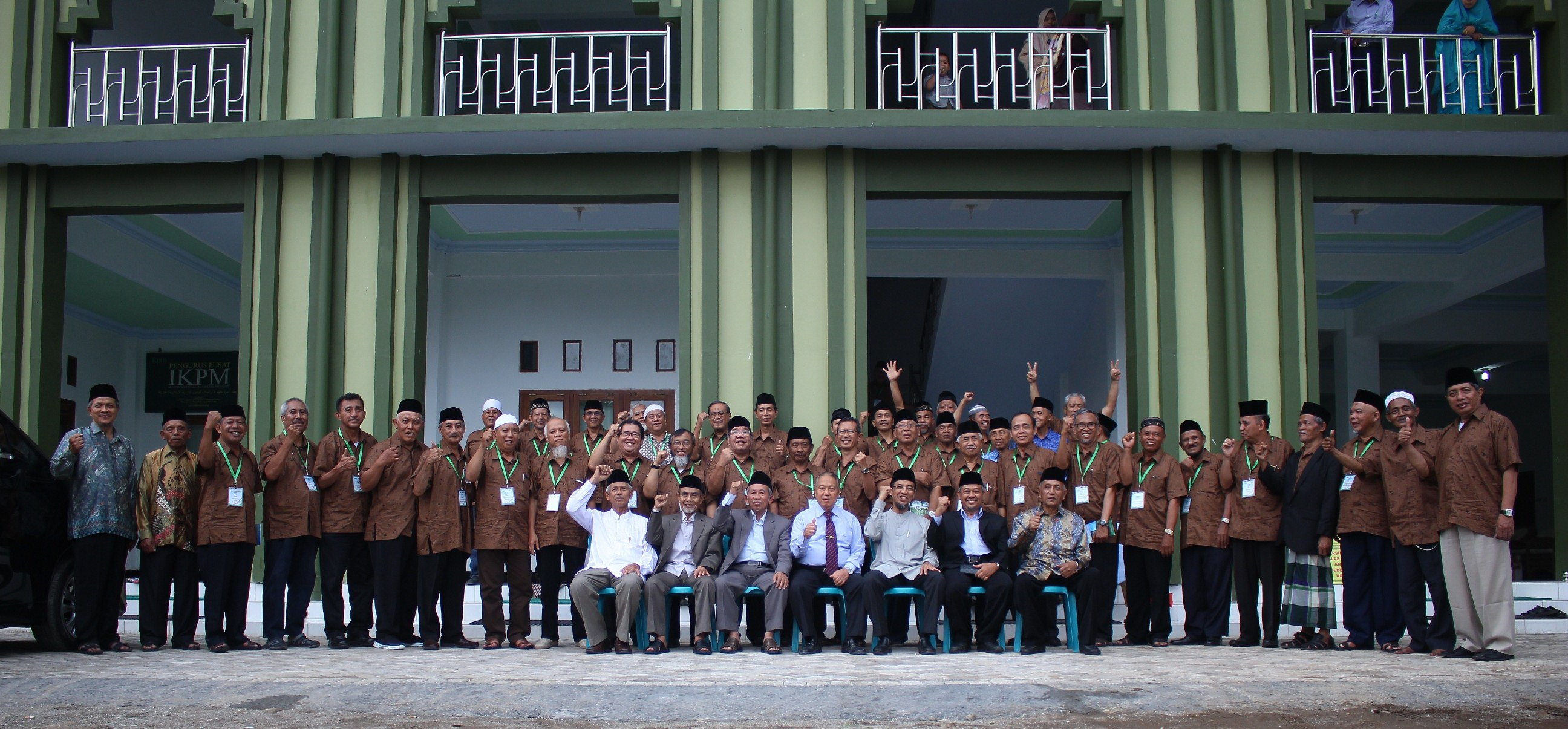 Alumni Gontor 74 Gelar Reuni Kedua