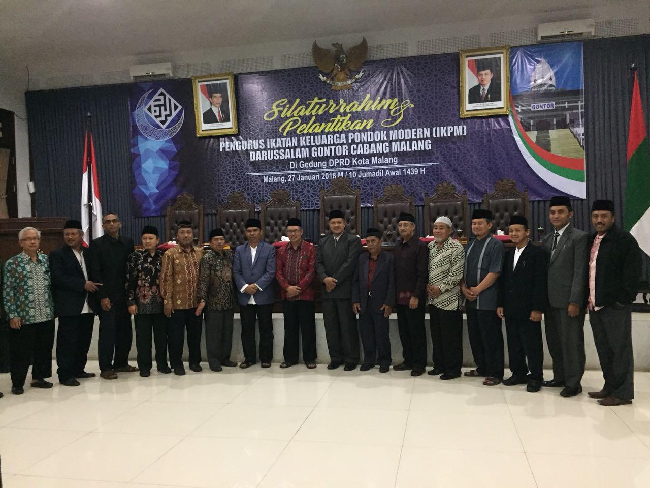 PP IKPM Lantik Pengurus Baru IKPM Cabang Malang dan Pasuruan