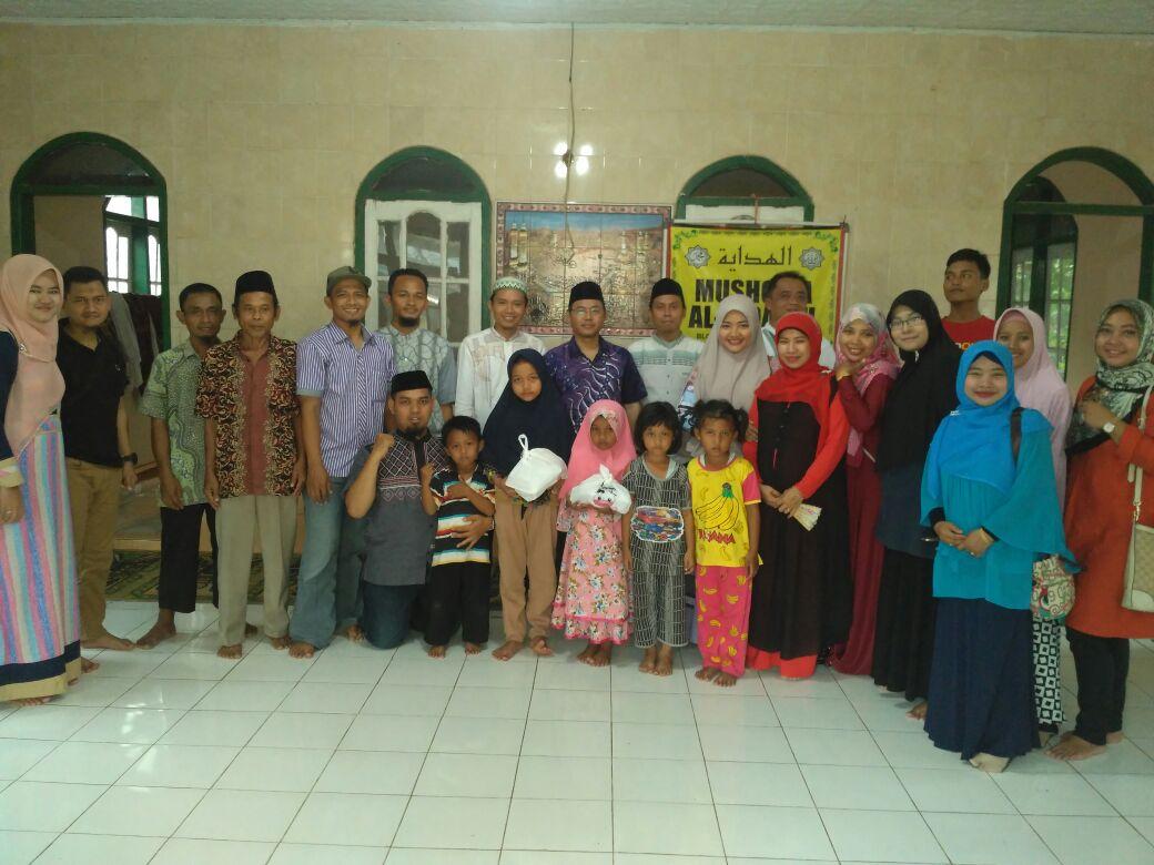 IKPM Cabang Banten Santuni Yatama dan Duafa di Pandeglang