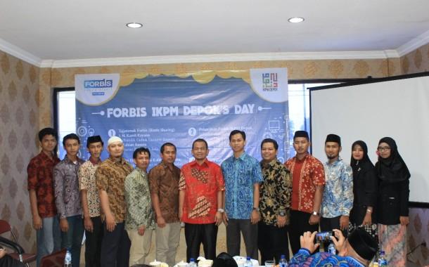 Pelantikan Forum Bisnis IKPM Gontor Wilayah Depok dan Mentoring Bisnis Kuliner