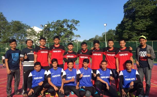 IKPM Gontor Cabang Malaysia Raih Juara 1 Nusantara Cup