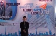 Kiai Syamsul Buka Forbis IKPM Expo II 2018