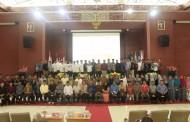 Halal Bihalal IKPM Gontor Cabang Sulselbar Diisi Dialog Santri Millenial