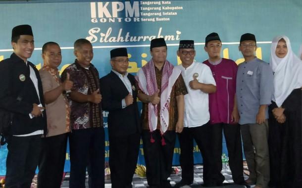 Halal Bihalal IKPM Gontor se-Tangerang Dihadiri Dr. Hidayat Nur Wahid