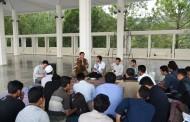 IKPM Gontor Cabang Pakistan Sambut Dr Fairuz Subakir