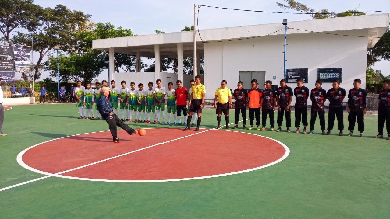 PMDG Kampus 3 Resmi Wakili Regional Gontor dalam Turnamen Futsal IKPM Championship 2018