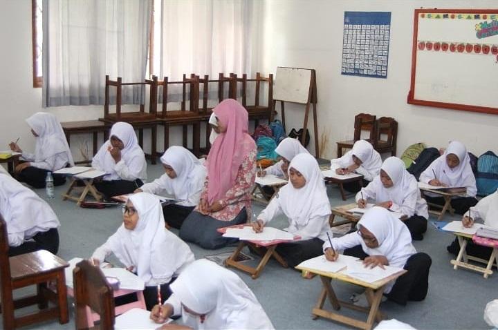 42 Peserta Ikuti Try Out Ujian Persiapan Masuk Gontor IKPM Bekasi