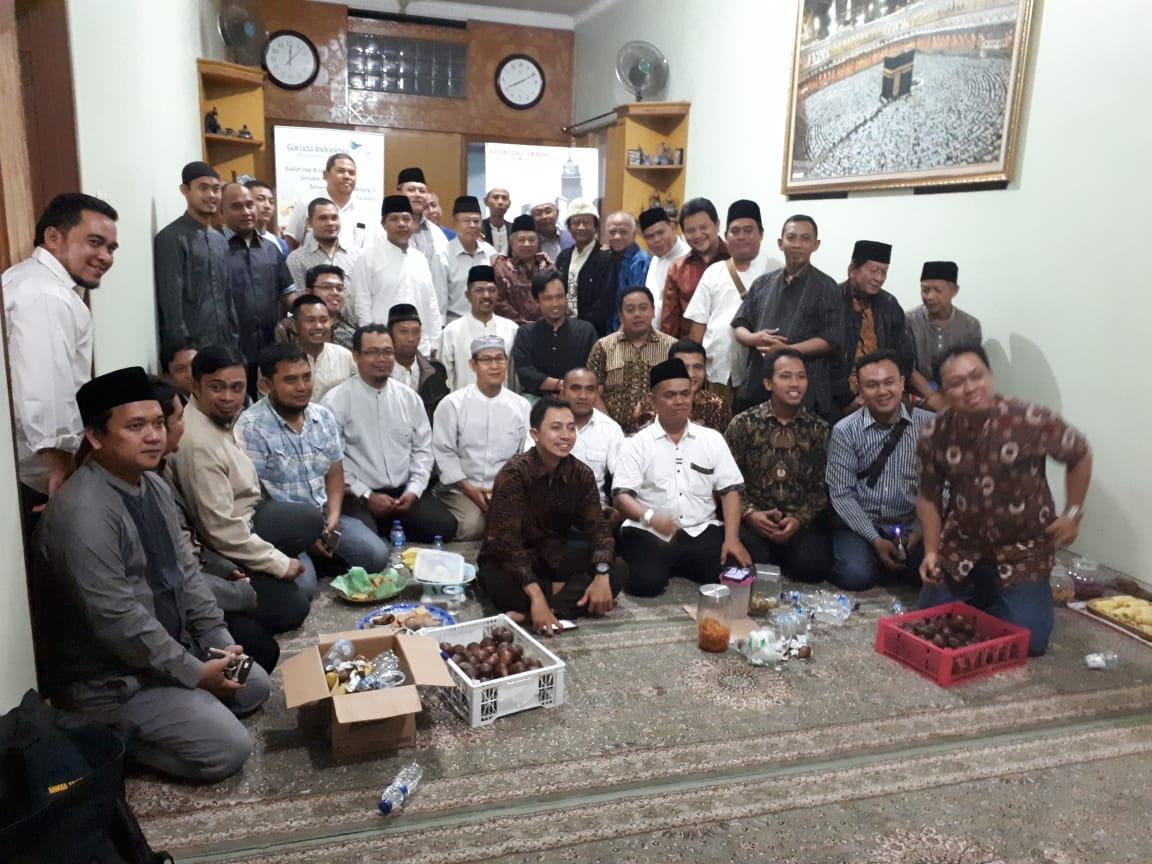 IKPM Gontor Cabang Bogor Adakan Silaturrahim dengan Prof. Dr. KH Husnan Bey Fananie