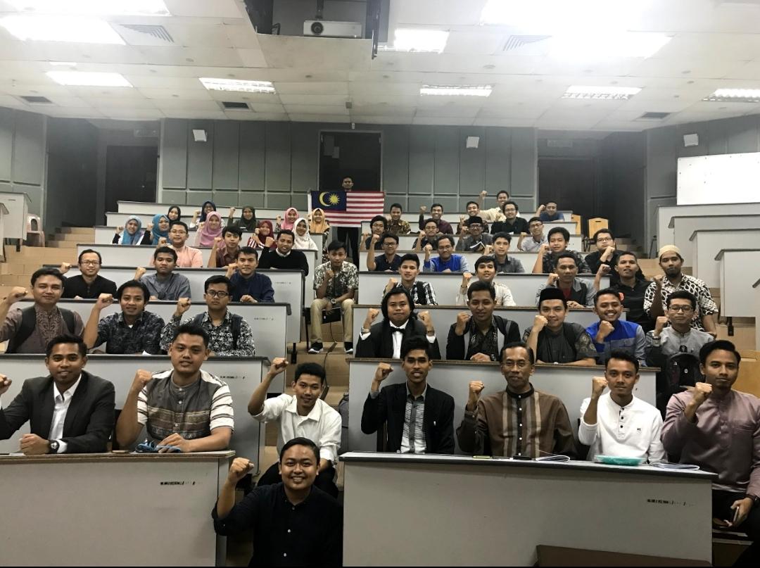 IKPM Gontor Cabang Malaysia Adakan MUCAB X dan Pergantian Pengurus