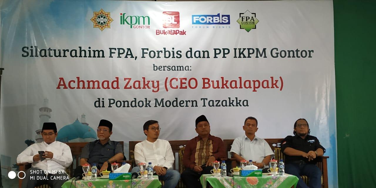PP IKPM Hadiri Rakor FPA-Forbis dengan Bukalapak