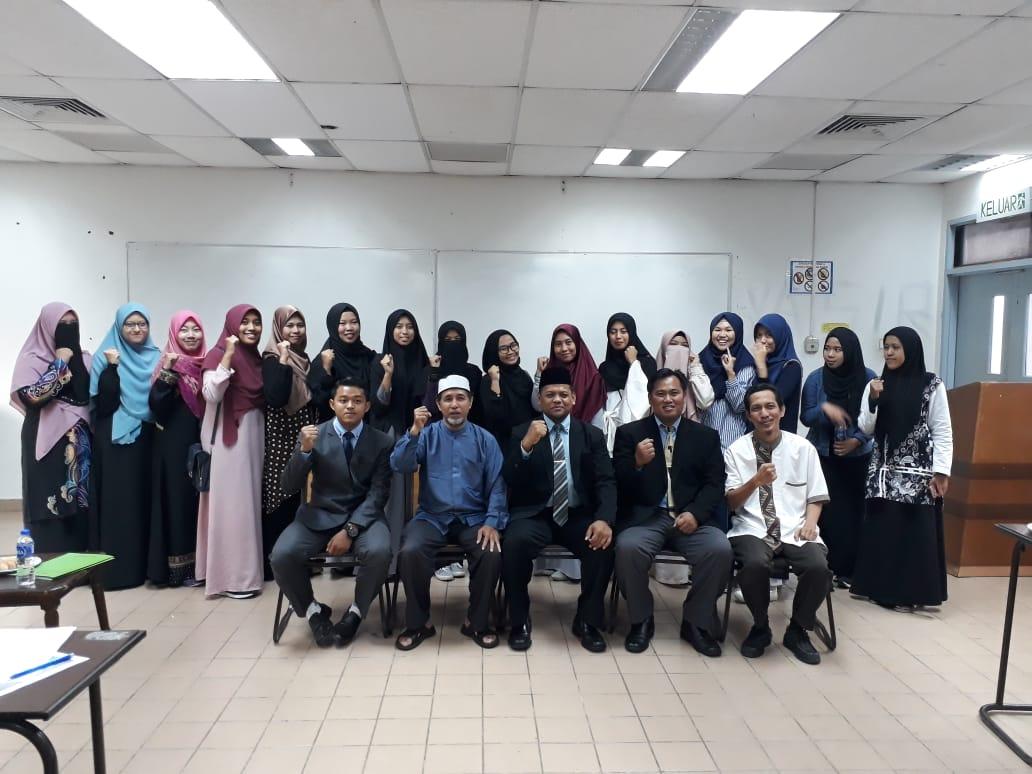 PP IKPM Lantik Pengurus IKPM Gontor Cabang Malaysia Periode 2018-2019