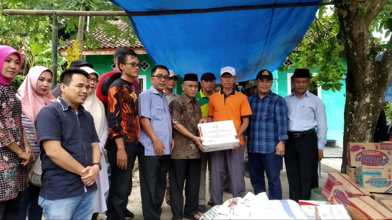 IKPM Gontor Cabang Lampung Galang Dana untuk Korban Tsunami Banten dan Lampung