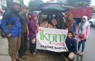 IKPM Gontor Cabang Banten Dirikan Posko Peduli Korban Tsunami Banten