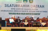 IKPM Gontor Cabang Banten Gelar Silatda dan Seminar Refleksi Nilai-nilai Gontor