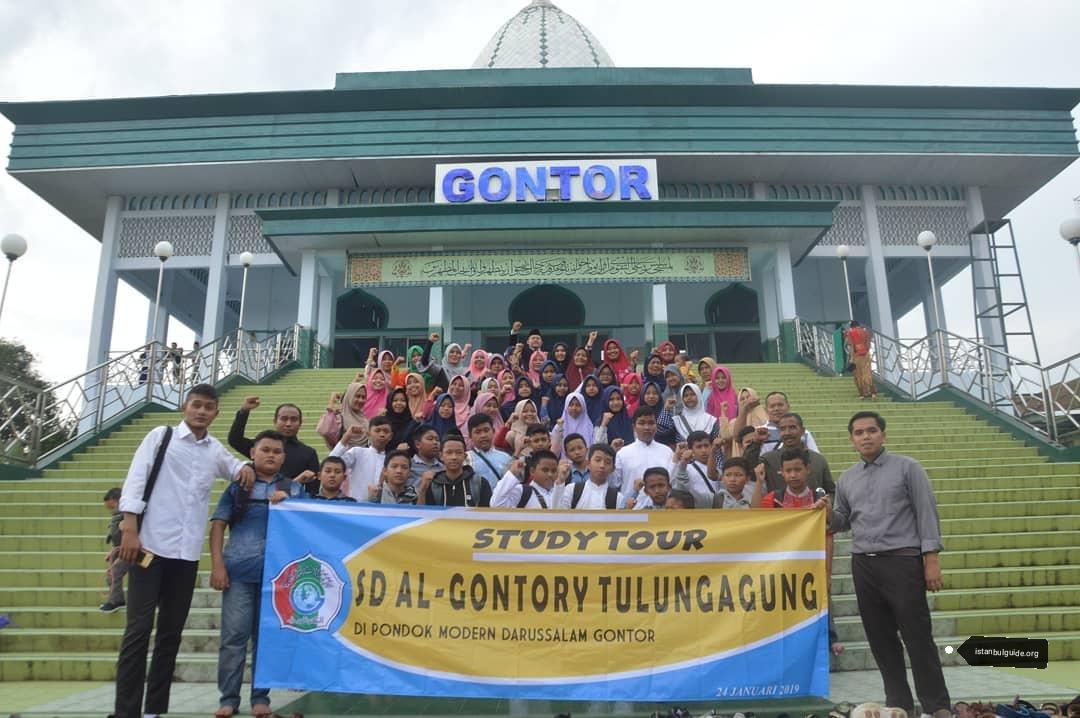 Yayasan Al-Gontory Tulungagung Menuju Peringatan 1 Windu