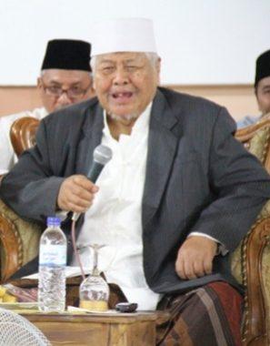 Innalillahi, Drs. K.H. Kafrawi Ridwan, M.A. Meninggal Dunia