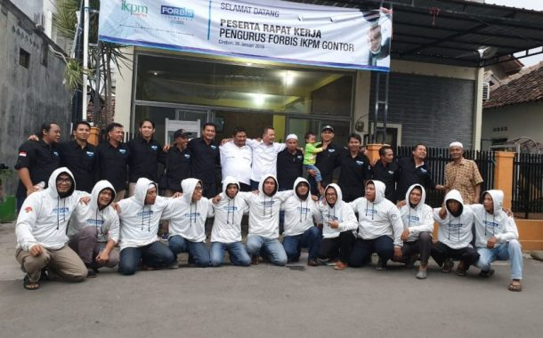 Forbis IKPM Gontor Bahas Millenials Gontorian dalam Raker di Cirebon