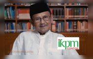 Innalillah...Prof. Dr.Ing.H.Bacharuddin Jusuf Habibie Berpulang ke Rahmatullah