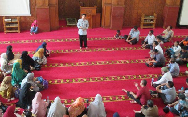 IKPM Gontor Cabang Depok Gelar Seminar Pengenalan PMDG dan Try Out Simulasi Ujian Masuk Gontor