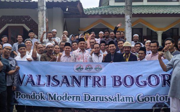 Ustadz Bachtiar Nasir Isi Pengajian Wali santri Gontor Bogor ke-51