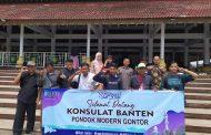 IKPM Gontor Cabang Banten Sambut Perpulangan Santri/wati Konsulat Banten