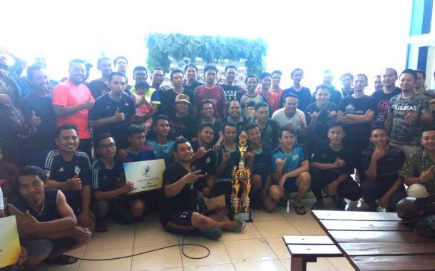 IKPM Gontor Cabang Gresik Gelar Liga Futsal