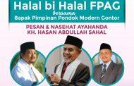 FPAG Adakan Silaturrahim Online bersama Bapak Pimpinan PMDG dan PP IKPM