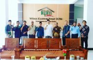 IKPM Gontor Cabang Bogor Laporkan Kegiatan ke PP IKPM