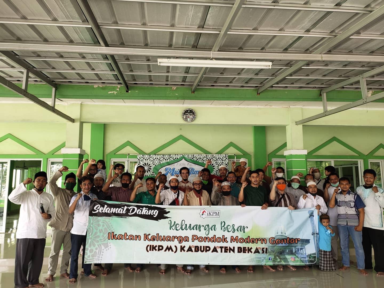 IKPM Gontor Cabang Kabupaten Bekasi Kembali Gelar Pengajian Bulanan