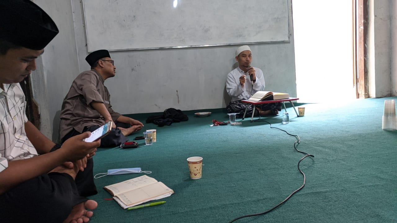 Bahas Fiqh Yaumiyyah, IKPM Gontor Cabang Eks. Karesidenan Pati Gelar Kajian Bulanan