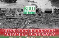 IKPM Gontor Cabang Sulselbar Peduli Korban Banjir Bandang Masamba