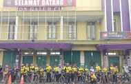 IKPM Gontor Cabang Tasikmalaya Sukses Laksanakan Gowes dan Sepak Bola Baraya Priangan Timur