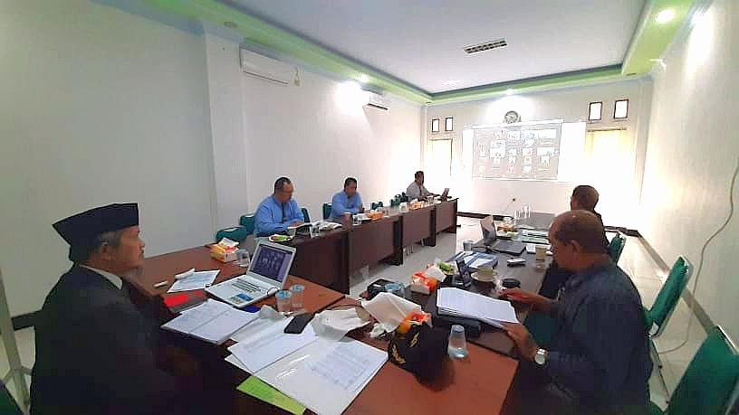 CMS UNIDA Gontor dan PP IKPM Gontor Launching Sekolah Mawarits Dasar Online (SMDO)