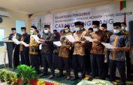 Lantik IKPM Tangerang, Ustadz Ismail: Semakin Banyak Alumni, Semakin Besar Tanggung jawab