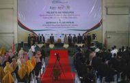 Pimpinan PMDG Hadiri Pelantikan Pengurus Baru IKPM Jakarta