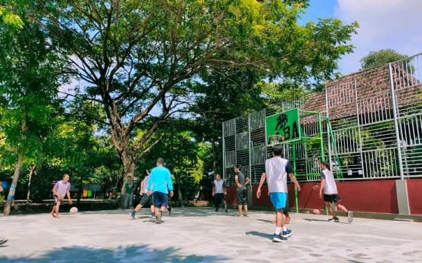 IKPM Sidoarjo Deklarasikan Taroyad Basket Ball Club