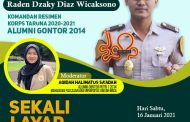 IKPM Bogor Adakan Sharing Session bersama Komandan Taruna Alumni Gontor