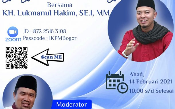 IKPM Bogor Gelar Pengajian Bulanan Wali Santri secara Virtual