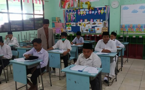 IKPM Gontor Batam Branch Holds The Second Try Out of Gontor Students' Candidates