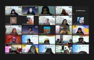 Adakan Lomba Muhadharah Antar Marhalah, FORSA Pererat Ukhuwah Alumni Gontor Putri
