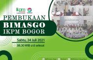 IKPM Bogor Memulai Kegiatan Pembelajaran BIMASGO (Bimbingan Masuk Gontor) Tahun Ajaran 2021-2022